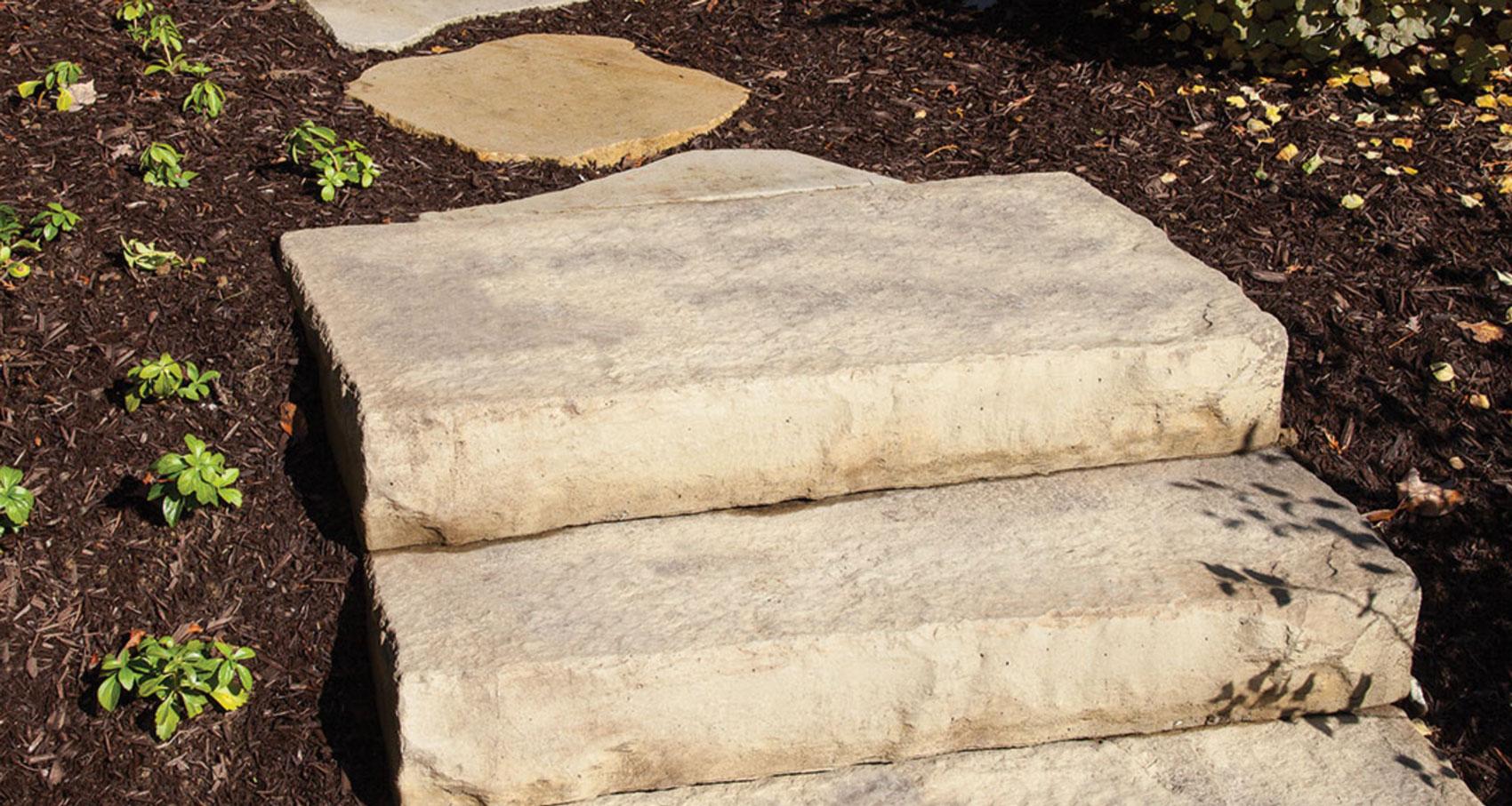 landing stone