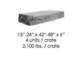 marmiro stones steps crate