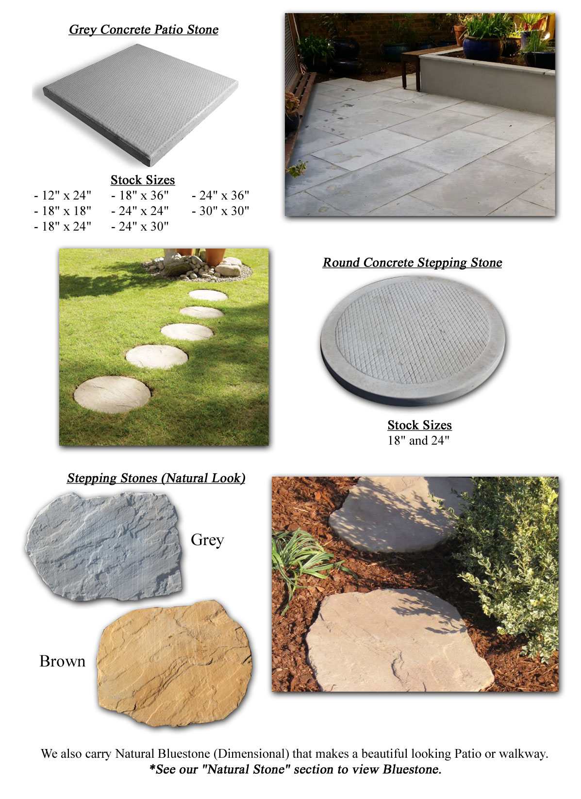 patiostepping stone