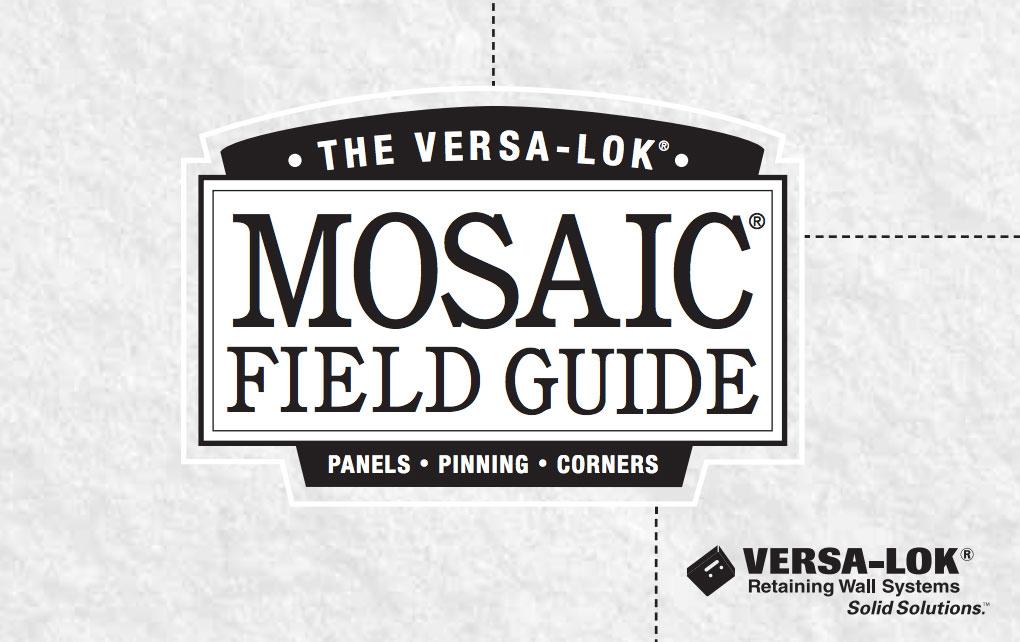 the versa lok mosaic field guide