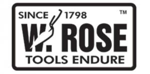 w rose logo